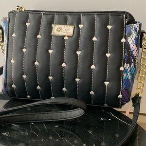 Luv Betsey- Betsey Johnson crossbody bag